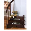 Wood Stairway Plant Stand 900189 (CO)
