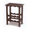 Wine Rack In Cappuccino Finish 900309 (CO)