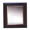 Dark Mahogany Finish Mirror 9003_8 (CO)
