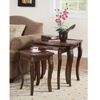 3-Piece Curved Leg Nesting Table 901076(COFS)