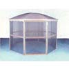 11 ft. Aluminum Octagonal Screen House 93195 (LB)