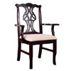 Solid Beech Wood Arm Chair BSD-36A(AZFS)