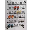 OVER THE DOOR 18 PAIR SHOE RACK CK00511(CKC)