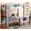 Summerville Metal Twin/Twin Loft Bed CM-BK1030(IEM)