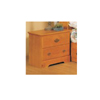 Solid Wood Night Stand 4341(PX)