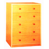Chest Of Drawers F5007 (TMC)
