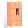 Multi Door Storage Cabinet HID_(HOFS25)