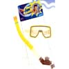 Swim Mask & Snorkel Set L00807 (LB)