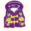 Deluxe Swimming Vest L01016 (LB)
