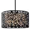 Metal Leaf Hanging Light 11557678(OFS117)
