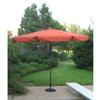 Aluminum 10-foot Patio Umbrella 11744065(OFS75)