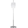 Accordian Floor Lamp LS-8488C/WHT (LS)