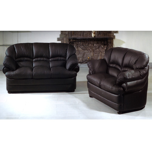 Leather Sofa Set S258-B (PK)