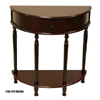 Mahogany Finish Console Table UF1082(UTD)