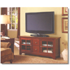 Wood TV Console W52C2DWWB(WE)
