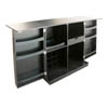 Steamer Bar Cabinet WX16543 (PMFS)