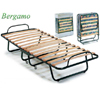 Folding Bed With 5 In. Spring Mattress 92365(LBFS)