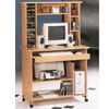 Computer Desk With Hutch 8012 (A)