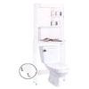 Bathroom Rack ES-218-WH (E&S)