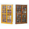 Sliding Glass Door Multimedia Cabinet MS-700 (LEFS)