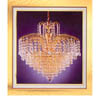 Polished Gold Finish Chandelier PT-3221-10 (HT)