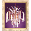 Clear Acrylic Prism Chandelier PT-9576 (HT)