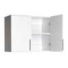 32 In. Topper And Wall Cabinet WEW-3224 (PP)