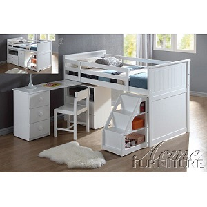 Junior Loft Beds Swindown Twin Jr Loft Bed 19405 A