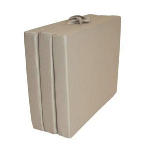 Folding Mattress Fold Able Foam Hide A Matt 32 5820
