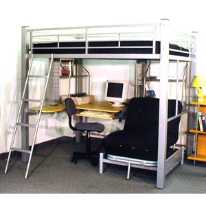 full size studio loft beds