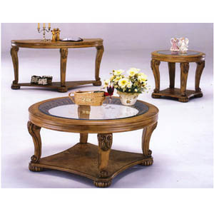 Glass And Wood Occasional Tables Antique White Wash Coffee Table Cm4918c Wh Iem