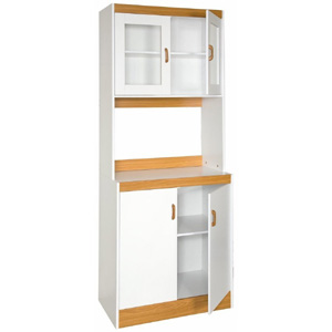 Microwave Kitchen Cabinet 153brd Hsfs