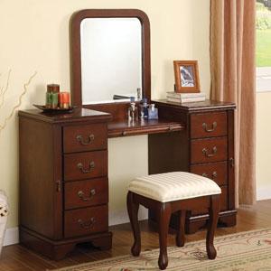 Vanity Sets: Louis Philippe Bedroom Vanity Set 6565 6566 A ...
