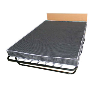 folding beds: full size rollaway bed for two adults 67935f comfs