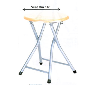 Heavy Duty Folding Chair 701(SH)