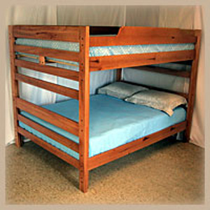 Bunk Beds Aspen Queen Size Bunk Bed Ru195 Rm