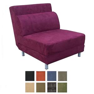 Studio Chair Sleeper Cosmopolitan Convertible Chair Bed