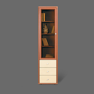 Curio Cabinet With 3 Drawers SB-313(ACE)