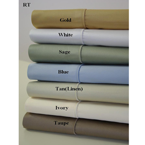Twin Extra Long Sheet Set 450 Thread Ct. e450txlsl(RPTFS)