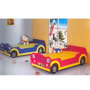 Car Bed F4(PF)