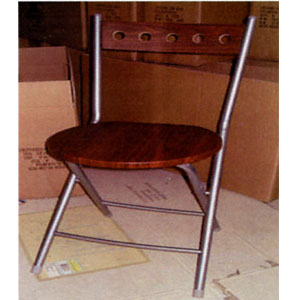 Wooden Folding Chair GC826(GA)