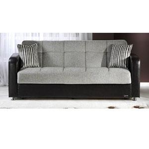 Sofas Convertibles Vision Convertible Sofa Sleeper Aristo Light Brown SU NationalFurnishing