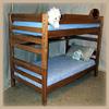 Custom Wooden Bunk Beds