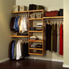 Standard Solid Wood Closet System