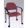 Commercial Grade Chair With Wheels