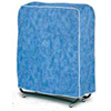 Blue Rollaway Bed Cover