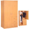 Wardrobe With Three Drawers 018(ES)