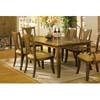Wood Finish Dining Set 10039_ (CO)