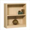 Maple Finish 2 Shelf Bookcase 100502 (NX)