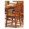 Solid Hardwood Mission Side Chair 100622 (CO)